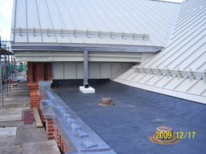 Bowmanville Retirement Residence Flat Roof